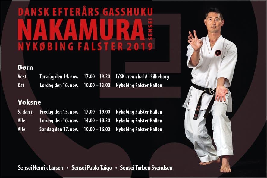 Velkommen til Hvidovre karateskole